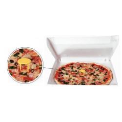 Distanční stojánek na pizzu do krabice