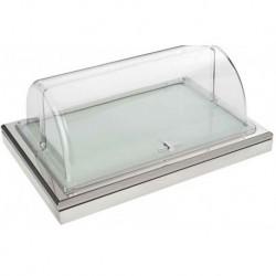 Chladicí deska s víkem 40x60
