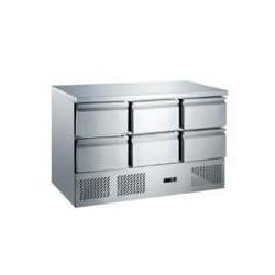 Chladící stůl MS - 1371 D6