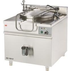 Plynový kulatý varní kotel KG 100 O