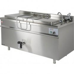 Plynový kotel s hranatým duplikátorem-KG-200, KG-300