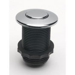Samostatné pneutlačítko - lesklý chrom