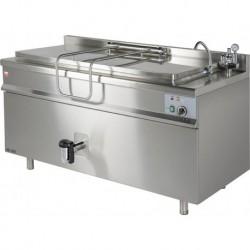 Varný kotel plynový  hranatý - KG-300