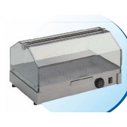 Vyhřívaná vitrína VEC 108