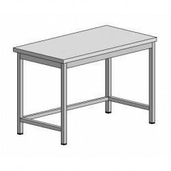 Pracovní nerez stůl 2200x600x900