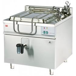 Plynový kotel s hranatým duplikátorem-KG-100