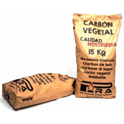 Dubové uhlí Pira balení 15 kg