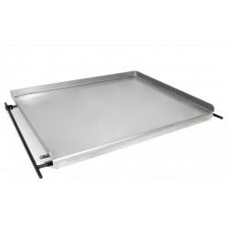 Plato grilovací plné 715x590 mm pro pece Pira 90 LUX