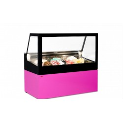 Distributor zmrzliny Georgia Cube II 1500 Ice-cream 10 GN