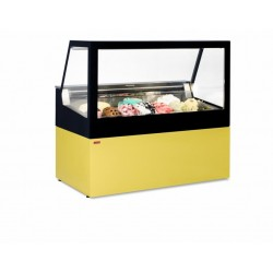Distributor zmrzliny Georgia Cube II 1000 Ice-cream 6 GN