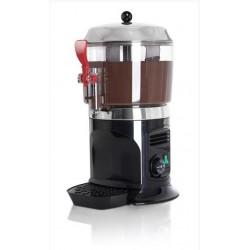 Výrobník horké čokolády Delice 5 litrů, černý