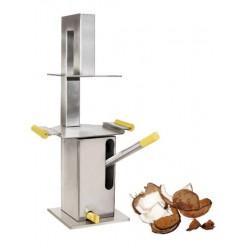 Lis na kokosové ořechy mechanický profesionální
