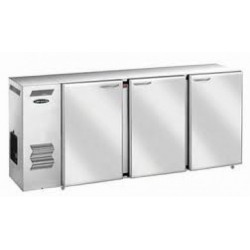 Chladící stůl barový s agregátem  BSX-188/3DM