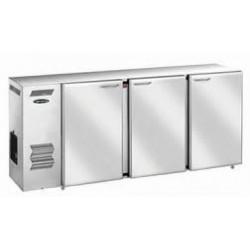 Chladící stůl barový BSX - 214/3DX
