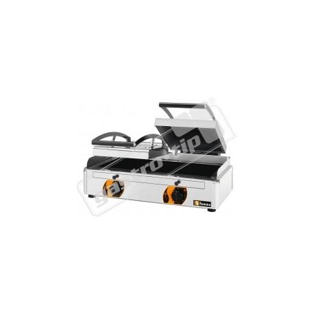 Sklokeramický kontaktní gril Fiamma CG8 Infrared