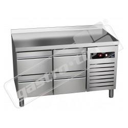 Chladící stoly Asber linie 700 GTP-7-135-12