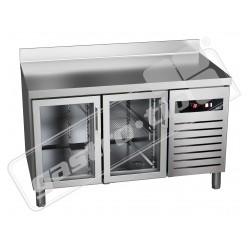 Chladící stoly Asber GTP-7-135-20 glass