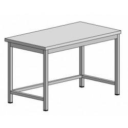 Pracovní nerez stůl 1000x600x900