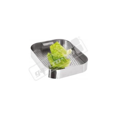 Vložka do dřezů perforovaná pro praní zeleniny