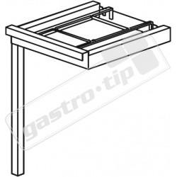 Stůl automatický rohový 90° 700 x 610 x 900 mm