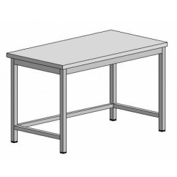 Pracovní nerez stůl 900x600x900