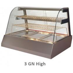 KENTUCKY - HOT stolní teplá vitrína