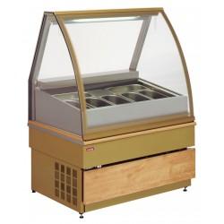 Georgia III 1000, ice-cream šedá