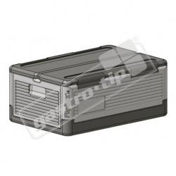 Termoport Flip-box UL-GN 1/1 skládací
