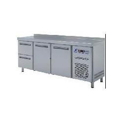 Chladící stůl GN 2 dveře, 2 zásuvky