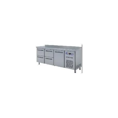 Chladící stůl GN 4 zásuvky, 1 dveře